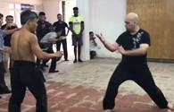 Trận đấu giữa võ sỹ Vịnh Xuân Pierre Francois Flores và võ sư Đoàn Bảo Châu phạm luật không?