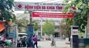 Vụ lọc thận làm 8 người tử vong ở Hoà Bình: Giám đốc bệnh viện nhận khiển trách