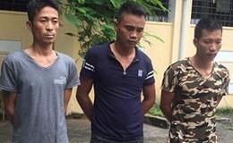 Ổ nhóm chuyên dàn cảnh trộm xe ba bánh sa lưới