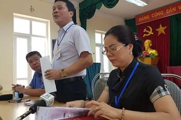 """Dân tố bị """"hành"""" khi xin giấy chứng tử: Chủ tịch phường Văn Miếu phủ nhận camera trục trặc"""
