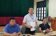 Kết luận chính thức về vụ xin giấy chứng tử ở phường Văn Miếu