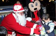 Dịch vụ thuê ông già Noel đắt khách trong dịp Giáng sinh