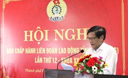 LĐLĐ tỉnh Thừa Thiên-Huế: Phối hợp với tòa án khởi kiện các đơn vị nợ kinh phí công đoàn