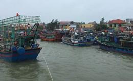 Thừa Thiên-Huế: Dừng các cuộc họp để đối phó với mưa bão