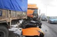 Một tuần, 110 người chết vì tai nạn giao thông