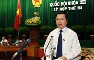 Bộ trưởng phải báo cáo thực hiện lời hứa vào cuối năm