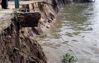 Lở núi, lở sông hiệu ứng biến đổi khí hậu đã đến gần