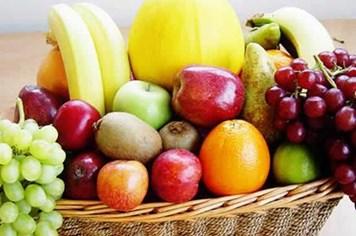 Ăn trái cây thay cơm – không giảm béo mà chỉ tăng cân