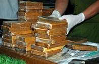 Bắt vụ vận chuyển 60 bánh heroin từ Lào vào Việt Nam
