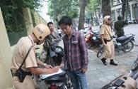 Tạm dừng việc xử phạt xe không chính chủ