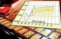 Giá vàng tăng sau… đấu thầu