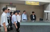 Phòng cúm A H7N9: Hành khách chưa phải điền tờ khai kiểm dịch y tế quốc tế