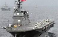 Kịch bản chiến tranh Trung - Nhật ở Thái Bình Dương