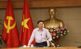 Phó Thủ tướng Vương Đình Huệ: 12 dự án thua lỗ, cần giảm tối đa thiệt hại cho Nhà nước