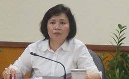 Bộ Công Thương chính thức xác nhận bà Thoa nộp đơn xin thôi việc