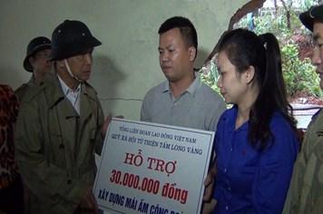 Chủ tịch Tổng Liên đoàn Lao động Việt Nam kêu gọi đồng bào cả nước hướng về vùng than