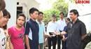 Công nhân xúc động với sự quan tâm, thăm hỏi của chủ tịch Tổng LĐLĐ Việt Nam