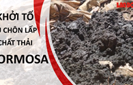 Khởi tố hình sự vụ chôn lấp trái phép chất thải Formosa