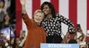 Clinton mong đệ nhất phu nhân Obama làm việc trong nội các nóng nhất hôm nay