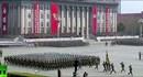 Video: Toàn cảnh buổi duyệt binh hoành tráng của Triều Tiên kỷ niệm ngày sinh lãnh tụ
