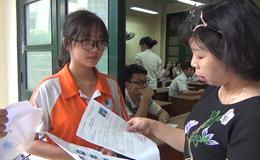 866.000 thí sinh chính thức làm bài thi môn Ngữ Văn