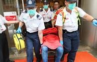 Nóng nhất hôm nay: Nuốt 9 viên kim cương, tên cướp nhập viện ở Hong Kong