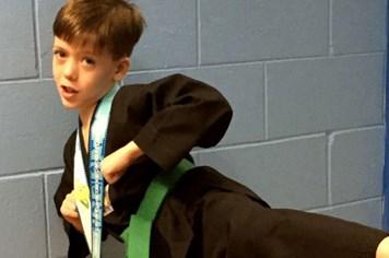 'Vệ binh dải Ngân hà' 9 tuổi ứng tuyển vào NASA