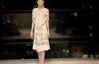 """Kha Mỹ Vân, Mai Giang """"đánh lẻ"""" tại Harlem Fashion Show"""