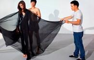 Hậu trường shoot hình hiệu của Top 3 Model
