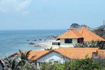 Bình Thuận: Thi công quốc lộ bị vạ lây vì cảng Kê Gà