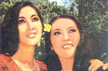 Nữ hoàng nhan sắc Thẩm Thuý Hằng và tình bạn với kỳ nữ Kim Cương