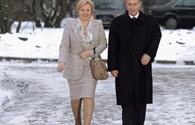 Cảm xúc của người Nga khi Putin ly hôn