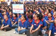 """TPHCM: 5.000 sinh viên xuất quân """"Tiếp sức mùa thi"""""""