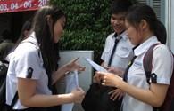 Thí sinh đã nhận giấy báo dự thi, các trường vẫn tranh cãi về khu vực ưu tiên