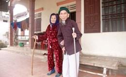 """Nghệ An:  """"Bí quyết"""" trường thọ của cặp vợ chồng sống lâu nhất châu Á"""