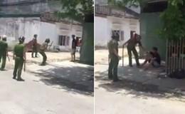 Nghệ An: Nam thanh niên nghi ngáo đá, cầm dao đâm vào người