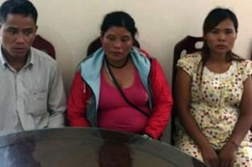 Nửa đêm, thuê taxi bán 2 bé gái sang Trung Quốc với giá 200 triệu đồng