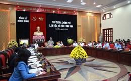 Thủ tướng Nguyễn Xuân Phúc: Môi trường kinh doanh là tiêu chí đánh giá năng lực cấp uỷ, chính quyền