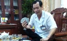 Giám đốc Bệnh viện đa khoa huyện tổ chức đánh bạc tại phòng làm việc