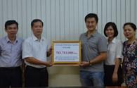 LĐLĐ tỉnh Bắc Giang ủng hộ hơn 783 triệu đồng tới vùng bị thiên tai
