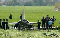 Chia sẻ mất mát với gia đình thiếu úy phi công Phạm Đức Chung