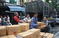 """Nhà xuất bản Giáo dục Việt Nam ủng hộ 10.000 quyển vở đến chương trình """"Cùng em đến trường"""""""