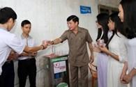 Lắp đặt miễn phí máy lọc nước cho trường học