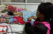 """LD16128: Nữ sinh lớp 8 """"giành giật"""" sự sống sau tai nạn kinh hoàng"""