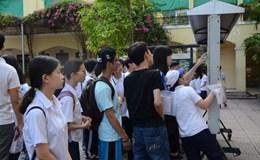 Hơn 76.000 thí sinh Hà Nội làm thủ tục thi vào lớp 10