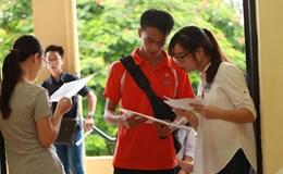 Thời gian chi tiết từng buổi của kỳ thi THPT quốc gia 2017