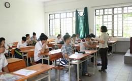 Gần 6.000 thí sinh chưa đến làm thủ tục dự thi THPT quốc gia 2017