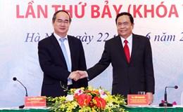 Ông Trần Thanh Mẫn là Chủ tịch UBTƯ MTTQ Việt Nam