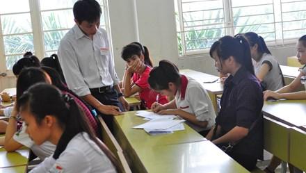 Nhiều thí sinh nhầm điểm đăng kí xét tuyển là điểm trúng tuyển