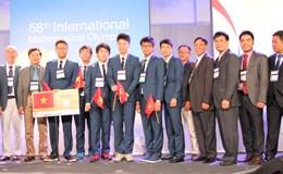 Bật mí về chàng trai Vũng Tàu đạt điểm kỉ lục tại Olympic Toán quốc tế 2017